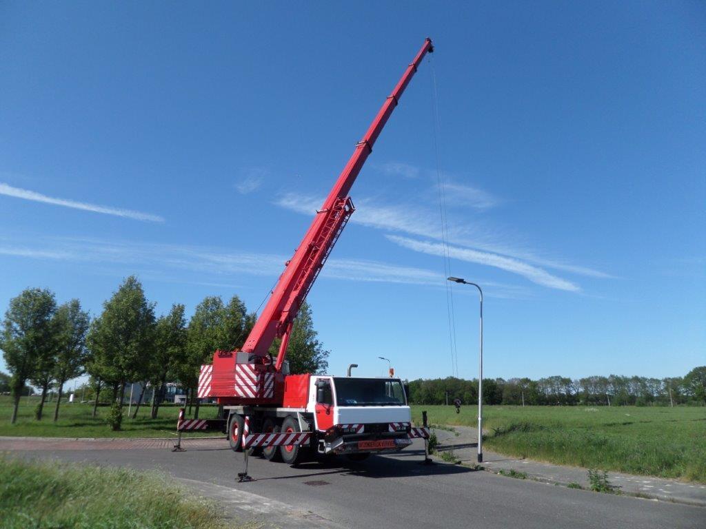 BO.0170 Faun Mobile Crane ATF 60-41