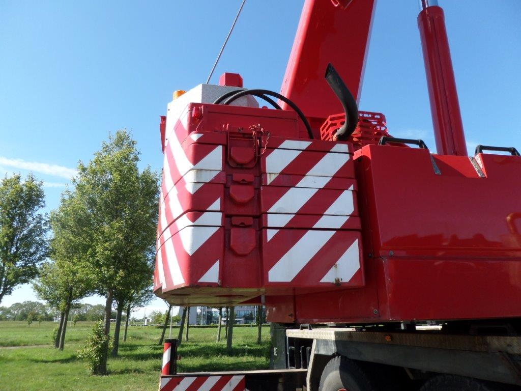 BO.0170 Faun Mobile Crane ATF 60-417