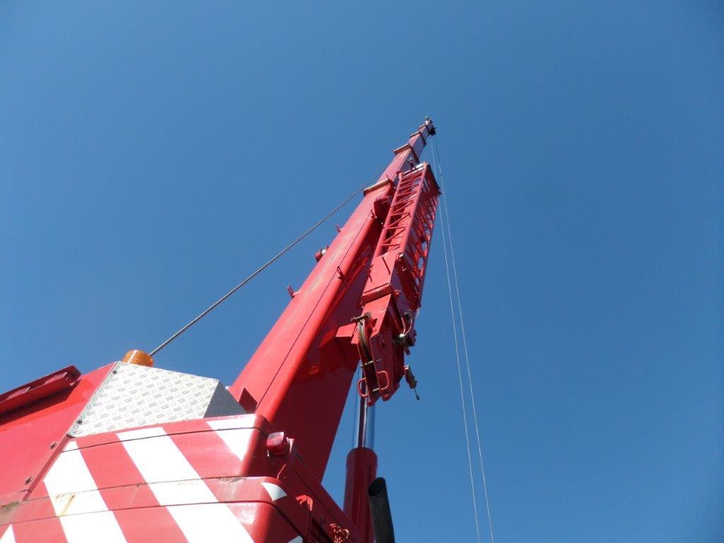 BO.0170 Faun Mobile Crane ATF 60-418
