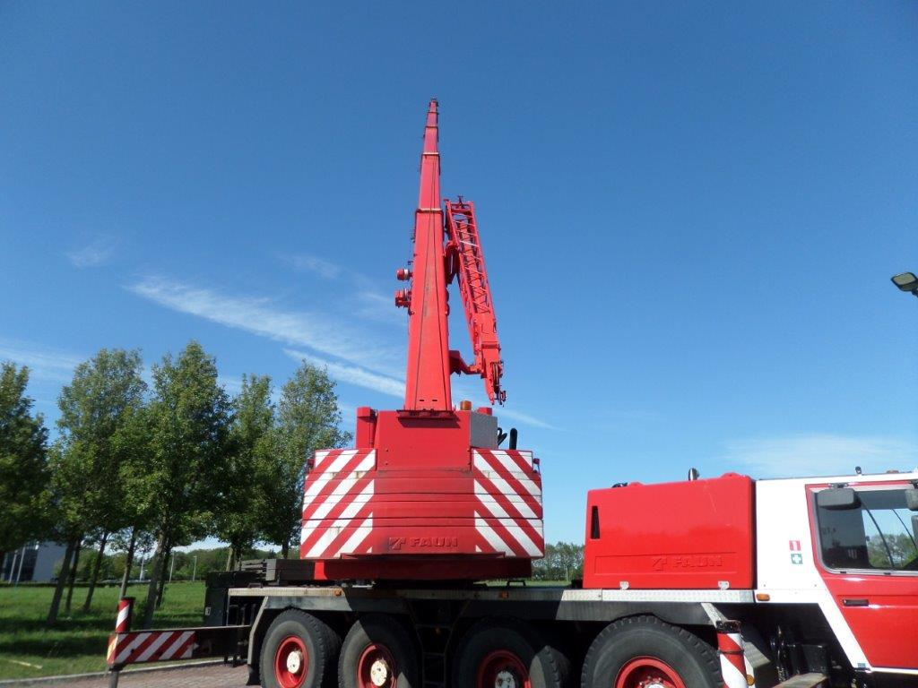 BO.0170 Faun Mobile Crane ATF 60-43