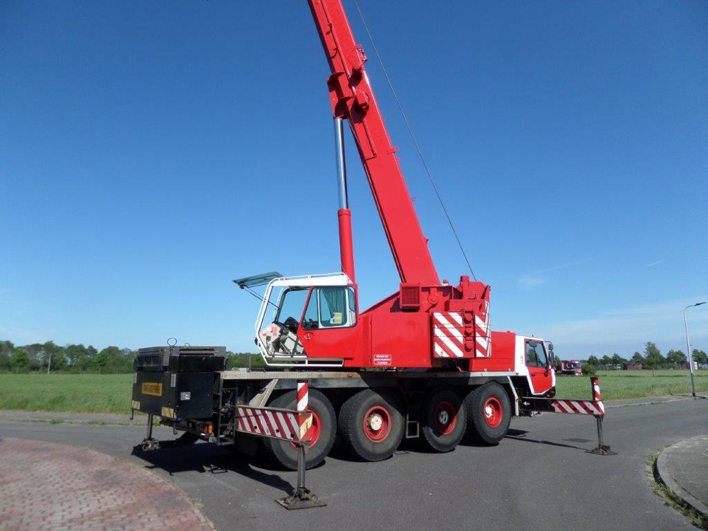 BO.0170 Faun Mobile Crane ATF 60-437