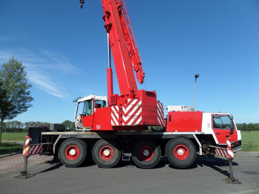BO.0170 Faun Mobile Crane ATF 60-438
