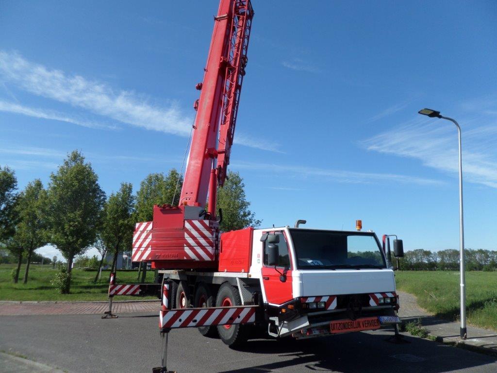 BO.0170 Faun Mobile Crane ATF 60-439