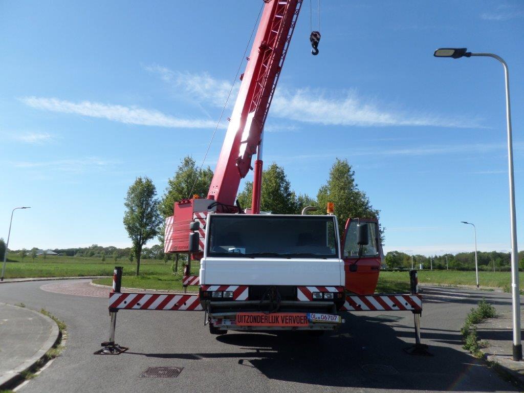 BO.0170 Faun Mobile Crane ATF 60-440
