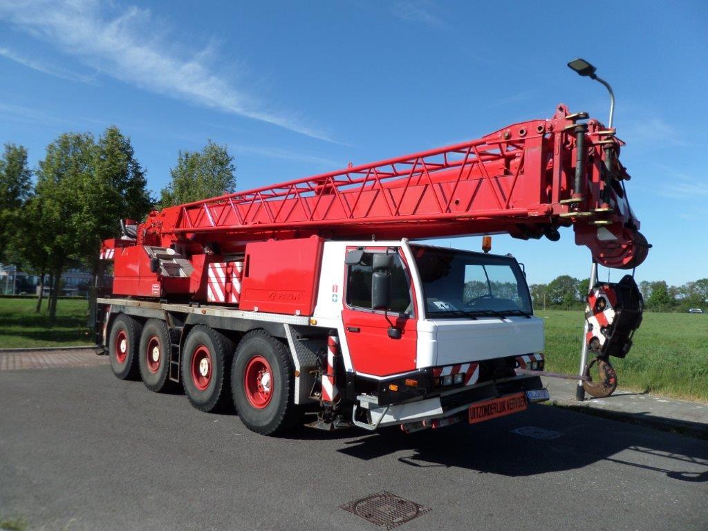 BO.0170 Faun Mobile Crane ATF 60-443