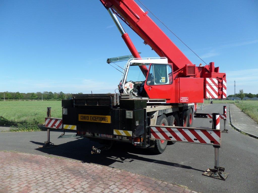 BO.0170 Faun Mobile Crane ATF 60-45