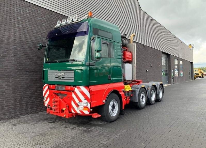 GT.0311 MAN-TGA 41.660 8X4 Heavy Duty Tractor 2006 (1)