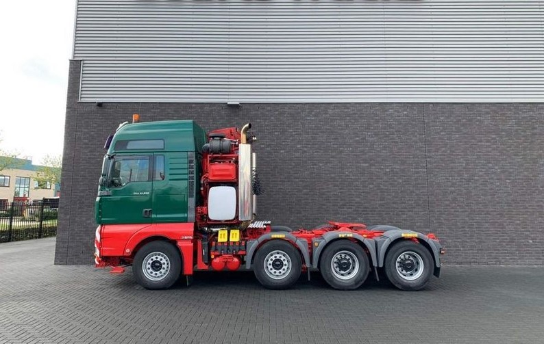 GT.0311 MAN-TGA 41.660 8X4 Heavy Duty Tractor 2006 (10)