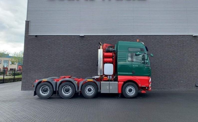 GT.0311 MAN-TGA 41.660 8X4 Heavy Duty Tractor 2006 (4)