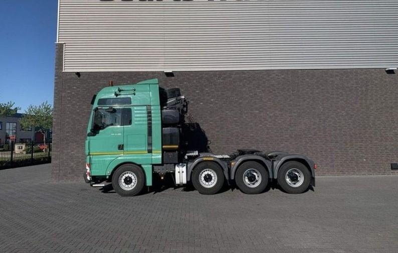 GT.4098 MAN - TGX 41.680 8X4 Heavy Duty tractor 250 Tons (5)