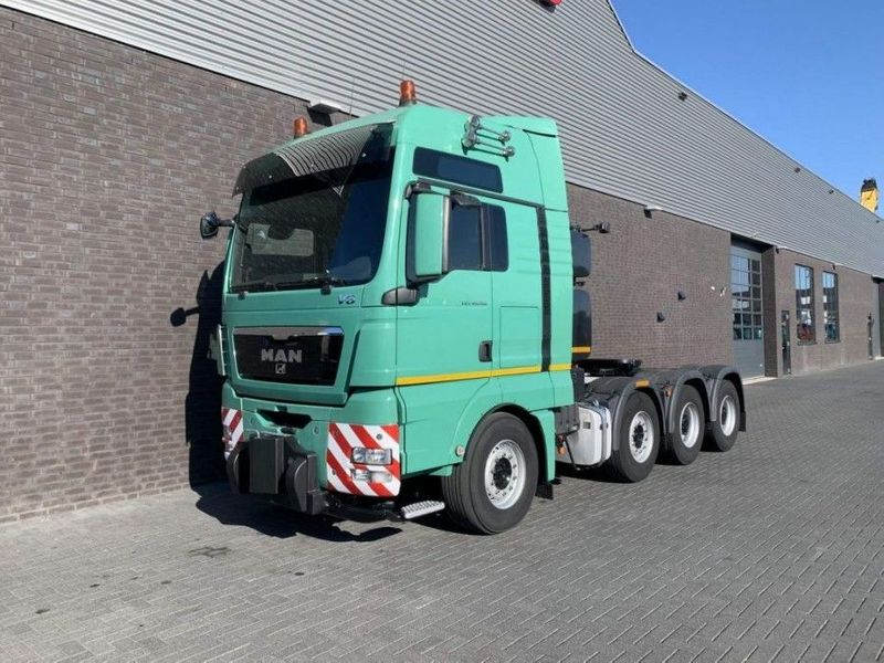 GT.4098 MAN - TGX 41.680 8X4 Heavy Duty tractor 250 Tons (6)