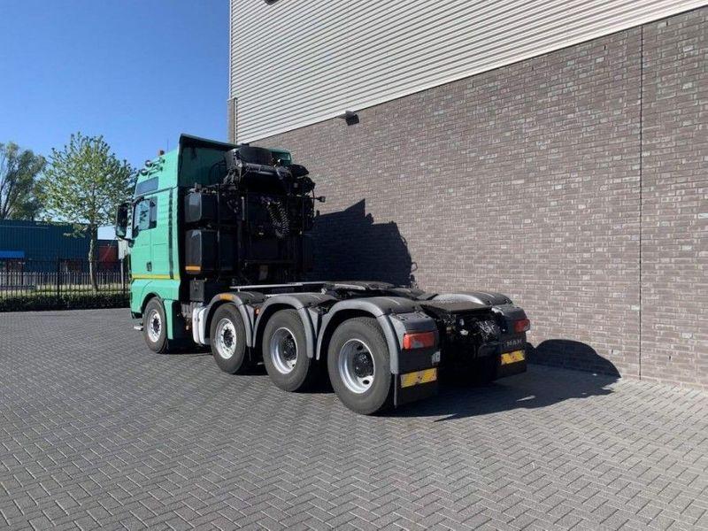 GT.4098 MAN - TGX 41.680 8X4 Heavy Duty tractor 250 Tons (7)