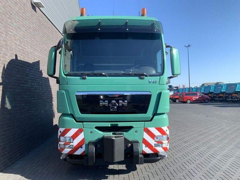 GT.4098 MAN - TGX 41.680 8X4 Heavy Duty tractor 250 Tons (8)