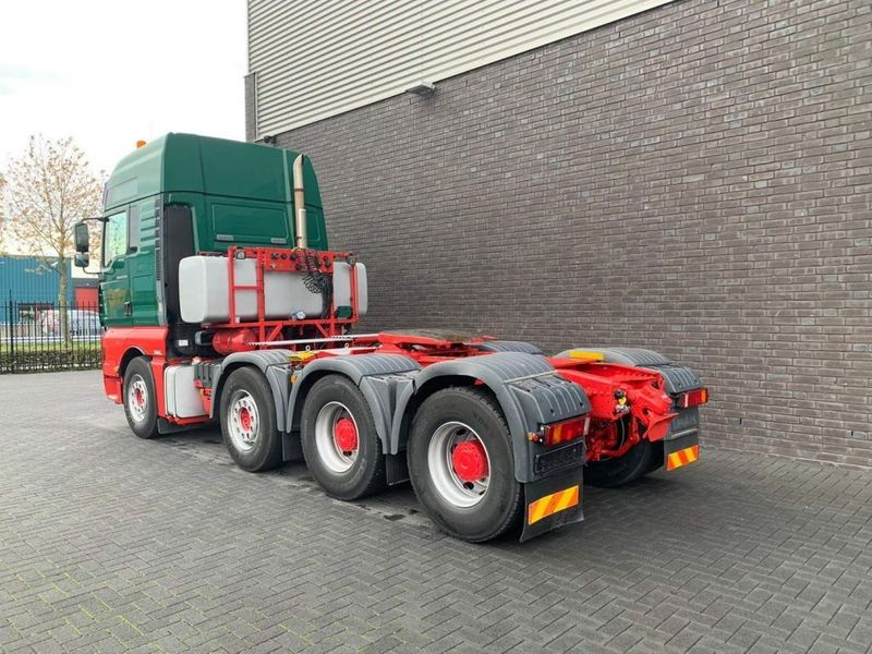 GT.5122 MAN TGA 41.530 8X4 Heavy duty tractor 180 Tons (8)