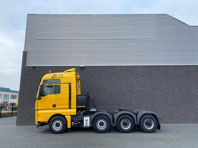 GT.7220 MAN TGX 41.540 8X4 Heavy Duty Tractor 180 ton (1)