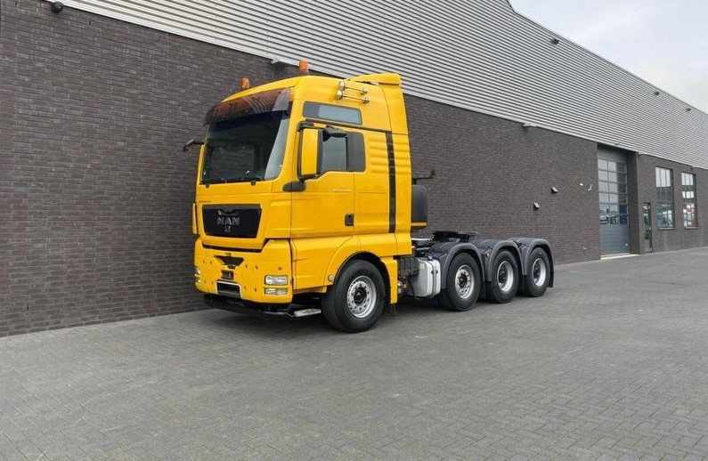 GT.7220 MAN TGX 41.540 8X4 Heavy Duty Tractor 180 ton (2)