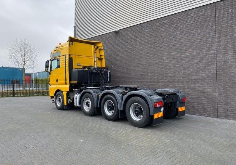 GT.7220 MAN TGX 41.540 8X4 Heavy Duty Tractor 180 ton (3)