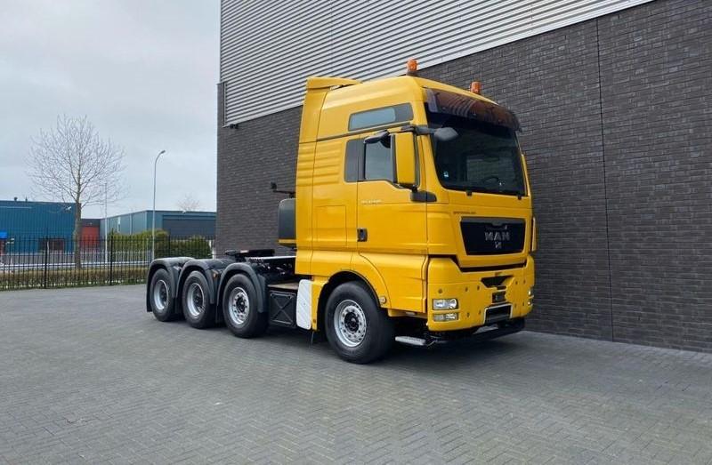GT.7220 MAN TGX 41.540 8X4 Heavy Duty Tractor 180 ton (5)