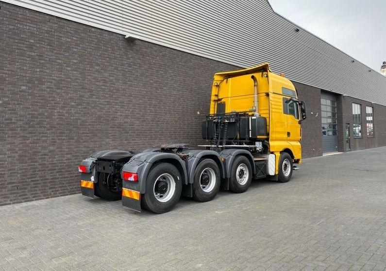 GT.7220 MAN TGX 41.540 8X4 Heavy Duty Tractor 180 ton (6)