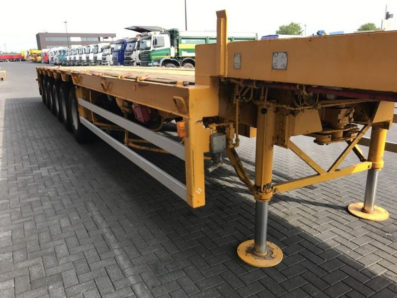 GT.9229 Goldhofer STZ-L6-62-80 Heavy duty Ballast loader (2)