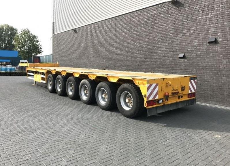 GT.9229 Goldhofer STZ-L6-62-80 Heavy duty Ballast loader (4)