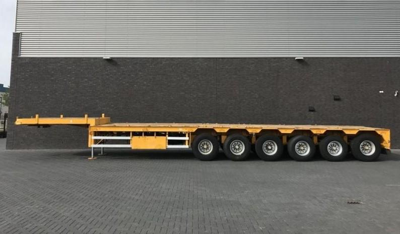GT.9229 Goldhofer STZ-L6-62-80 Heavy duty Ballast loader (6)