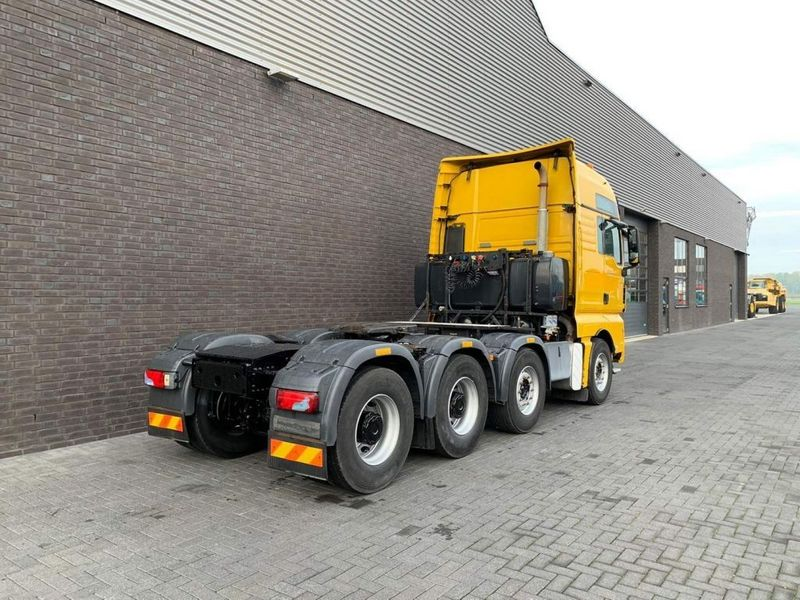 GT.9478 MAN-TGX 41.540 8X4 Heavy Duty Tractor 180 Tons (1)