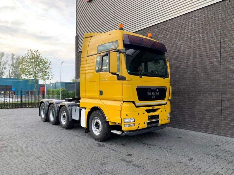 GT.9478 MAN-TGX 41.540 8X4 Heavy Duty Tractor 180 Tons (2)