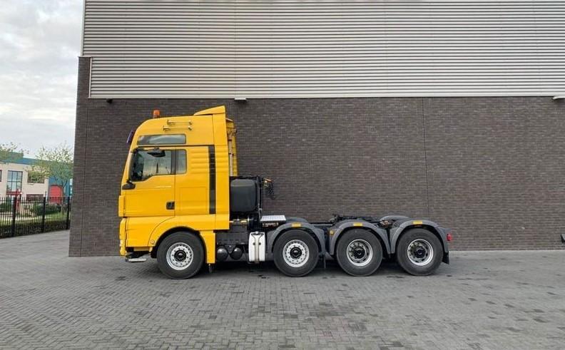 GT.9478 MAN-TGX 41.540 8X4 Heavy Duty Tractor 180 Tons (6)