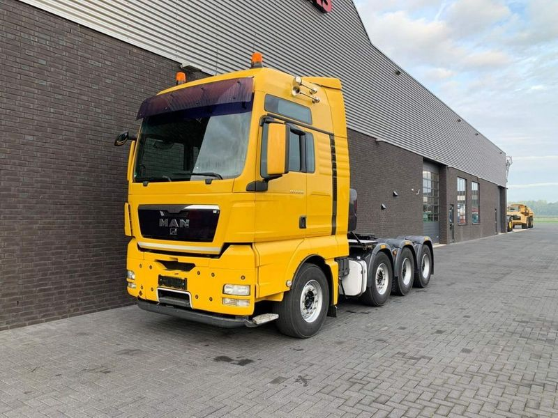 GT.9478 MAN-TGX 41.540 8X4 Heavy Duty Tractor 180 Tons (7)