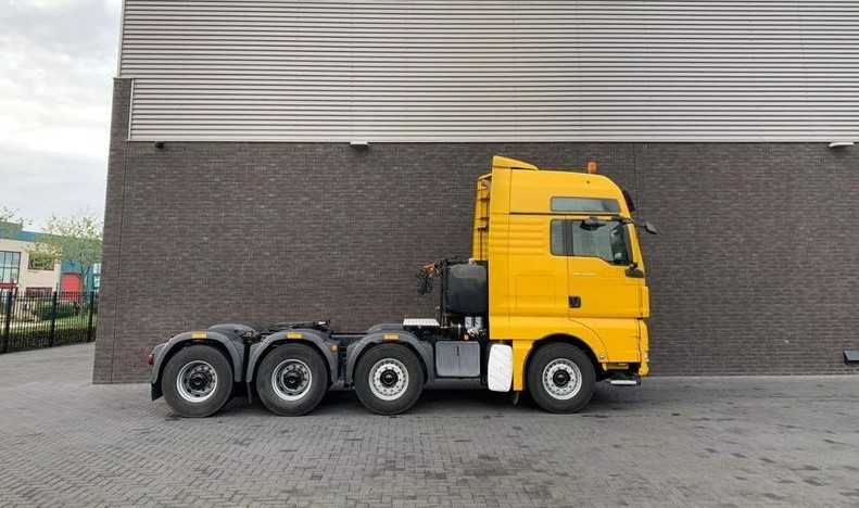 GT.9478 MAN-TGX 41.540 8X4 Heavy Duty Tractor 180 Tons (9)
