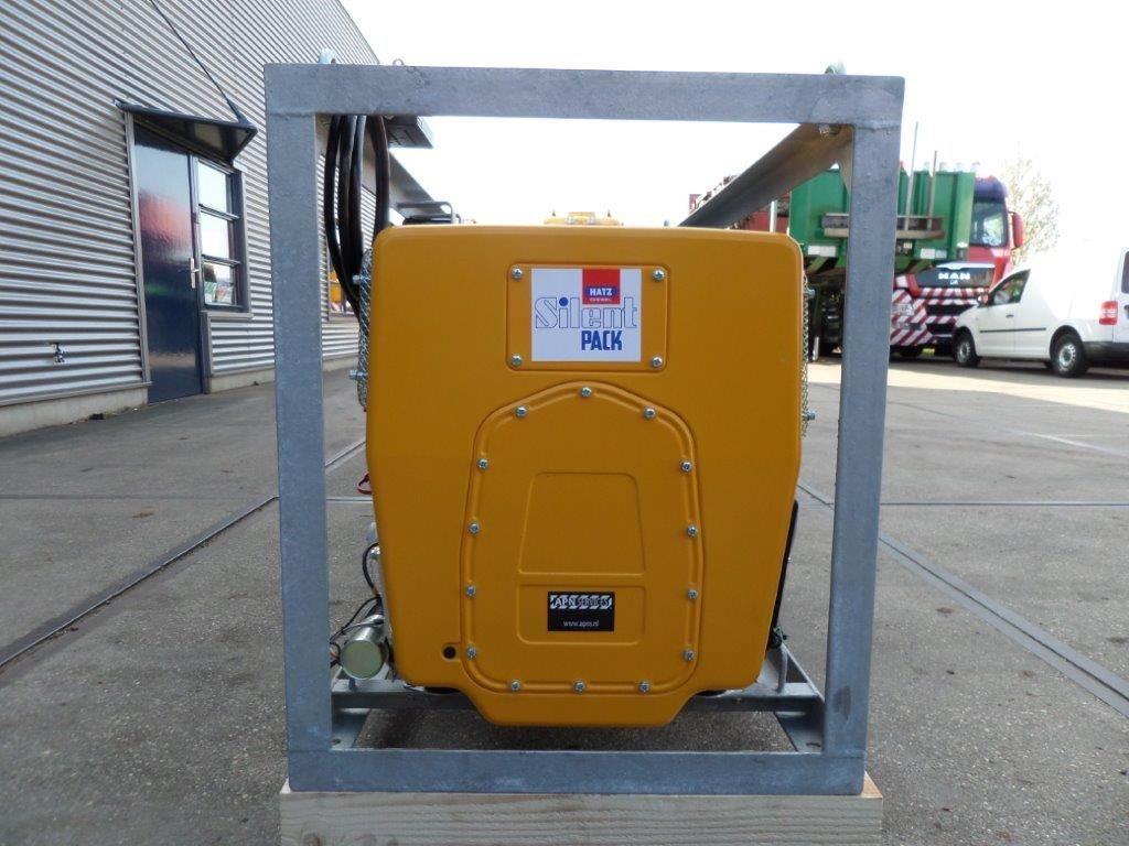 GTH.0001 Hatz Diesel Silent Hatz Hydraulic diesel Silentpack (6)