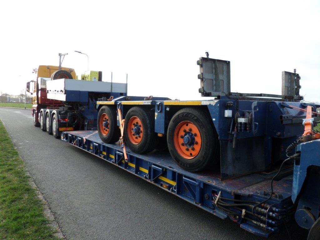 Goldhofer STHP-XLE 3 plus 5 2011 49