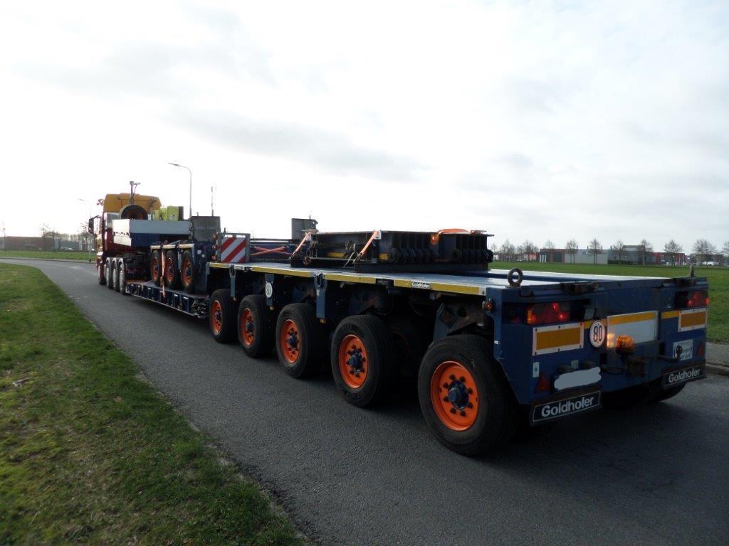 Goldhofer STHP-XLE 3 plus 5 2011 50