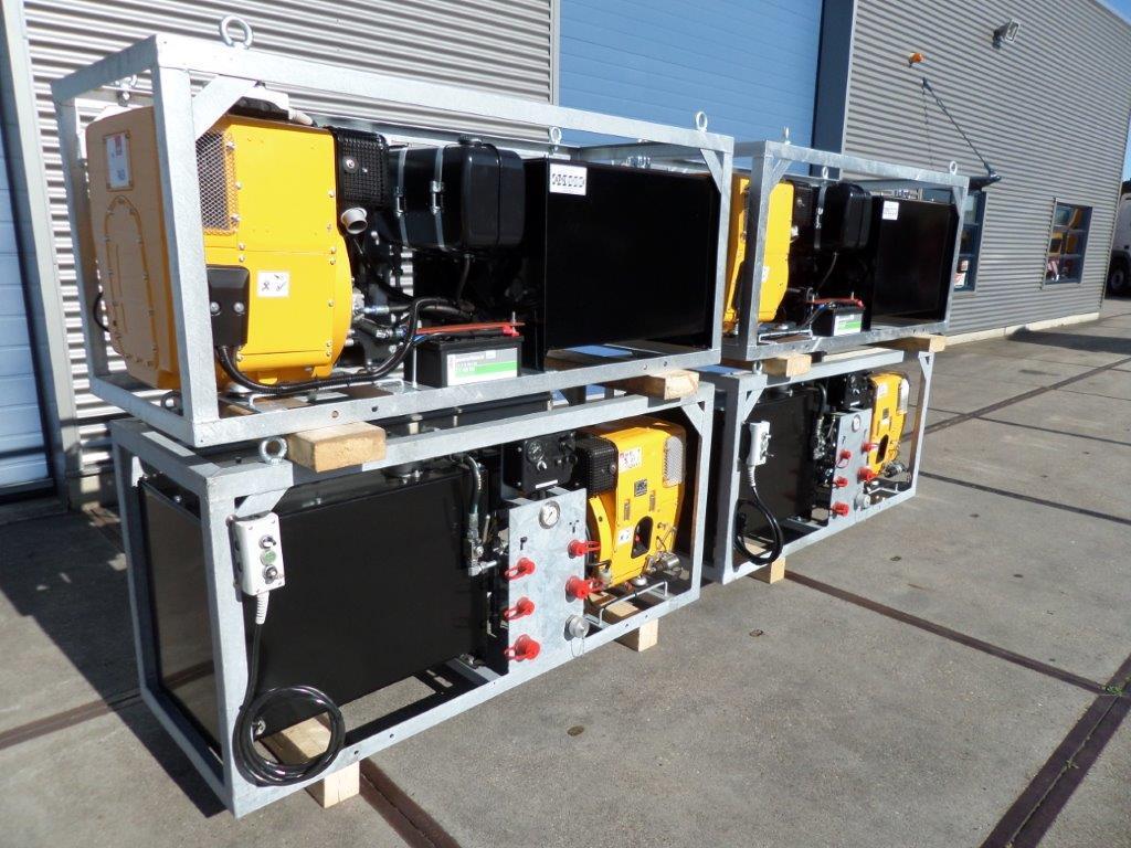 Hatz Diesel Silent Hatz Hydraulic diesel Silentpack (1)