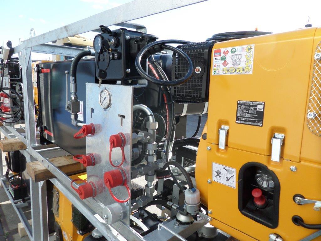Hatz Diesel Silent Hatz Hydraulic diesel Silentpack (10)