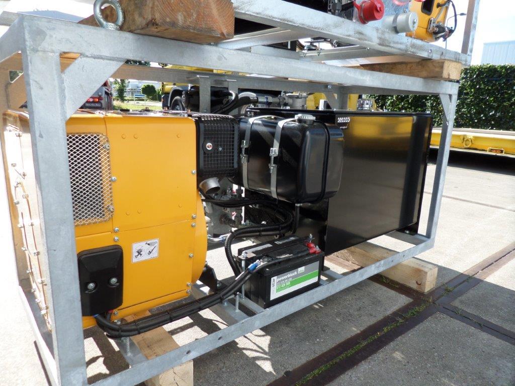 Hatz Diesel Silent Hatz Hydraulic diesel Silentpack (11)