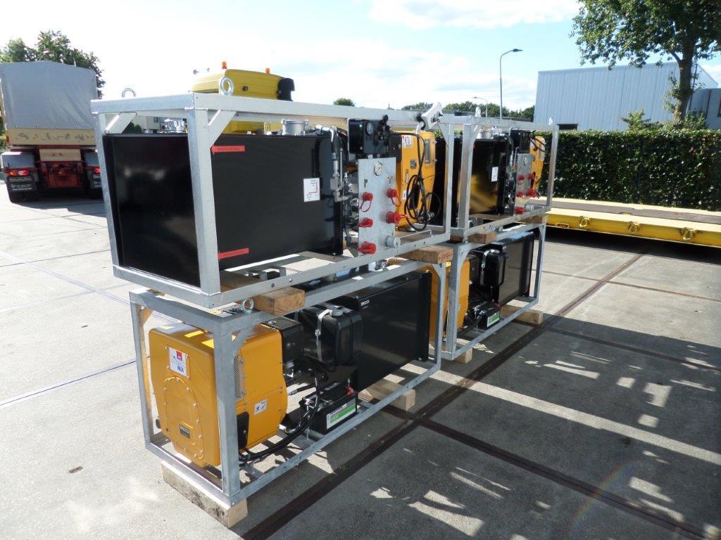 Hatz Diesel Silent Hatz Hydraulic diesel Silentpack (12)