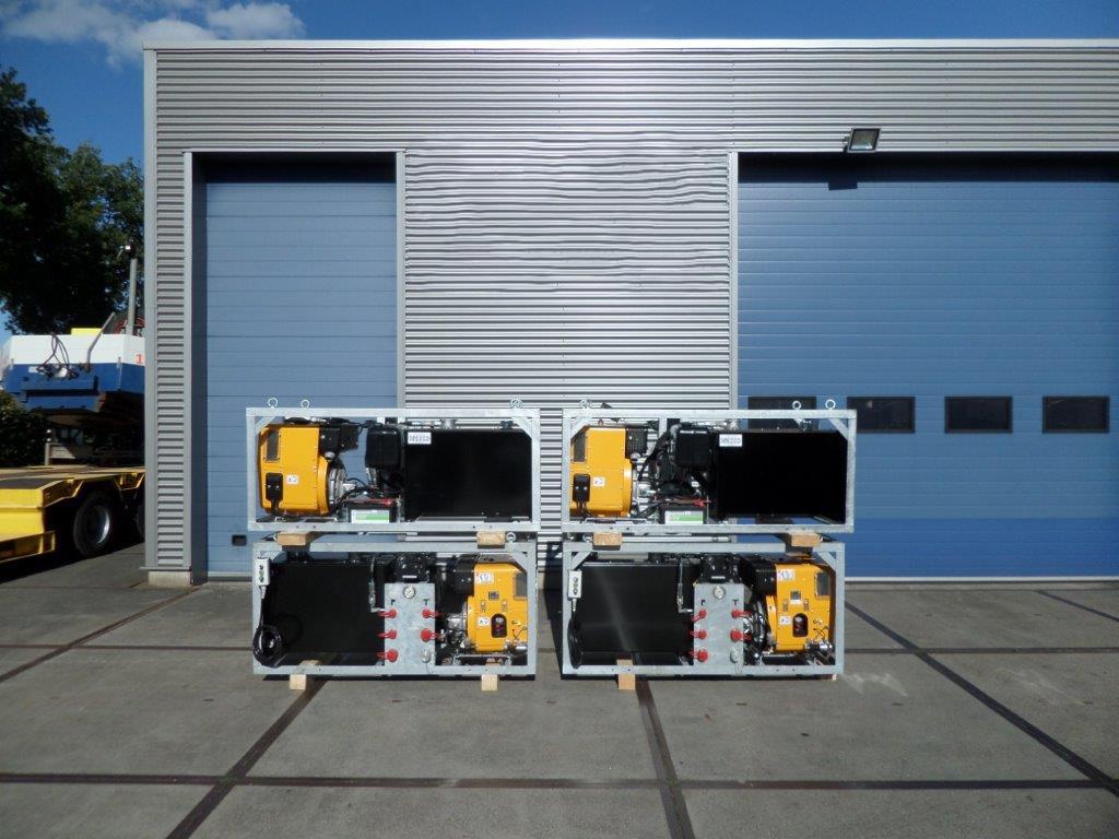 Hatz Diesel Silent Hatz Hydraulic diesel Silentpack (14)