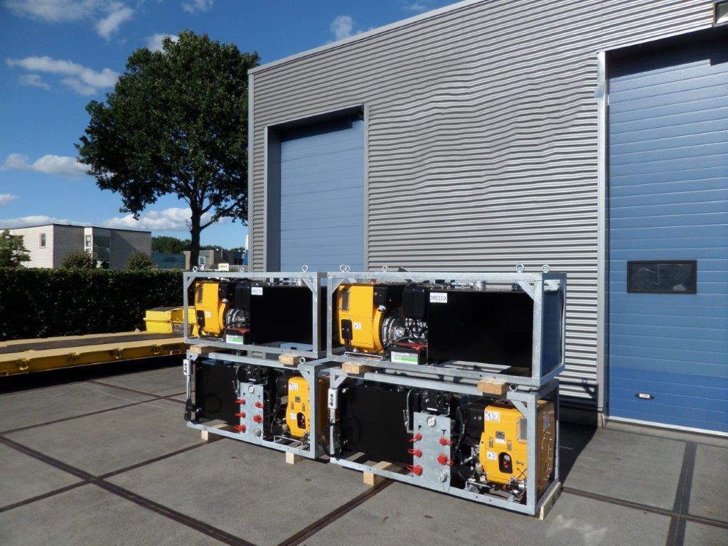Hatz Diesel Silent Hatz Hydraulic diesel Silentpack (16)