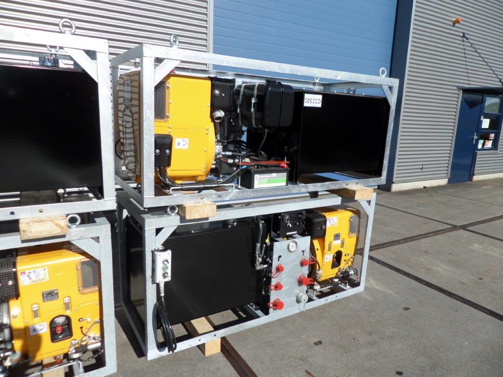 Hatz Diesel Silent Hatz Hydraulic diesel Silentpack (18)