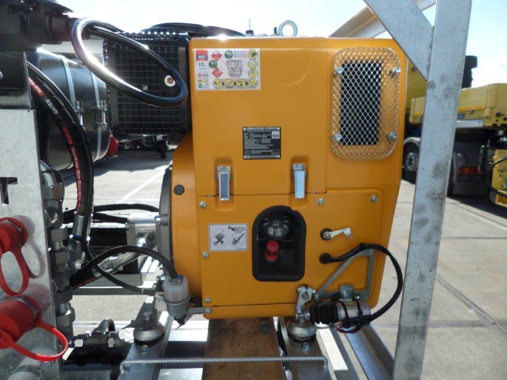 Hatz Diesel Silent Hatz Hydraulic diesel Silentpack (19)