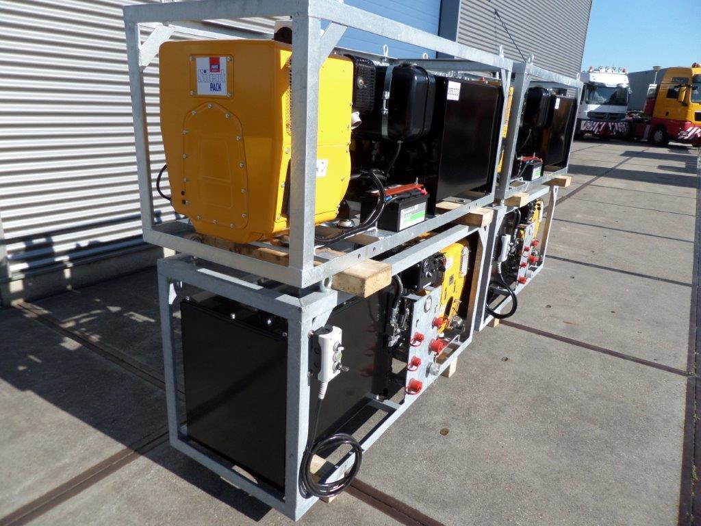Hatz Diesel Silent Hatz Hydraulic diesel Silentpack (2)