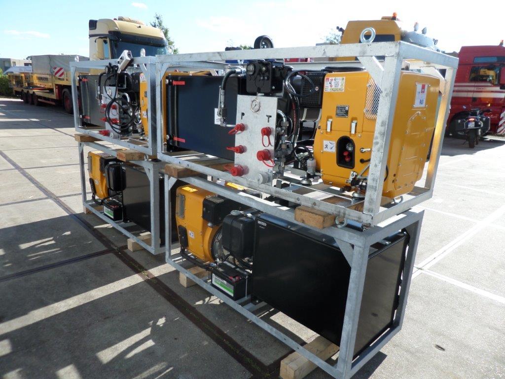 Hatz Diesel Silent Hatz Hydraulic diesel Silentpack (4)