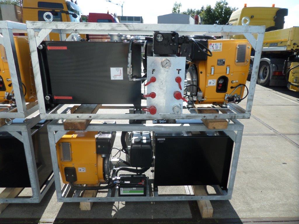 Hatz Diesel Silent Hatz Hydraulic diesel Silentpack (5)