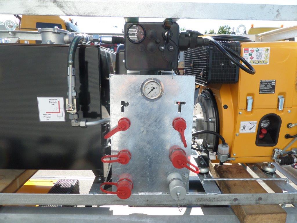 Hatz Diesel Silent Hatz Hydraulic diesel Silentpack (6)