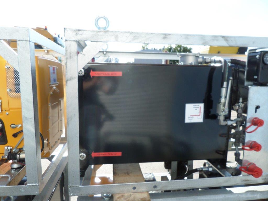 Hatz Diesel Silent Hatz Hydraulic diesel Silentpack (7)