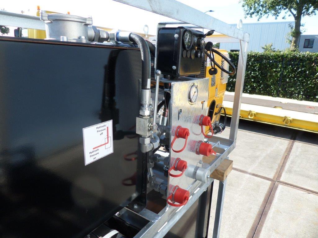 Hatz Diesel Silent Hatz Hydraulic diesel Silentpack (8)