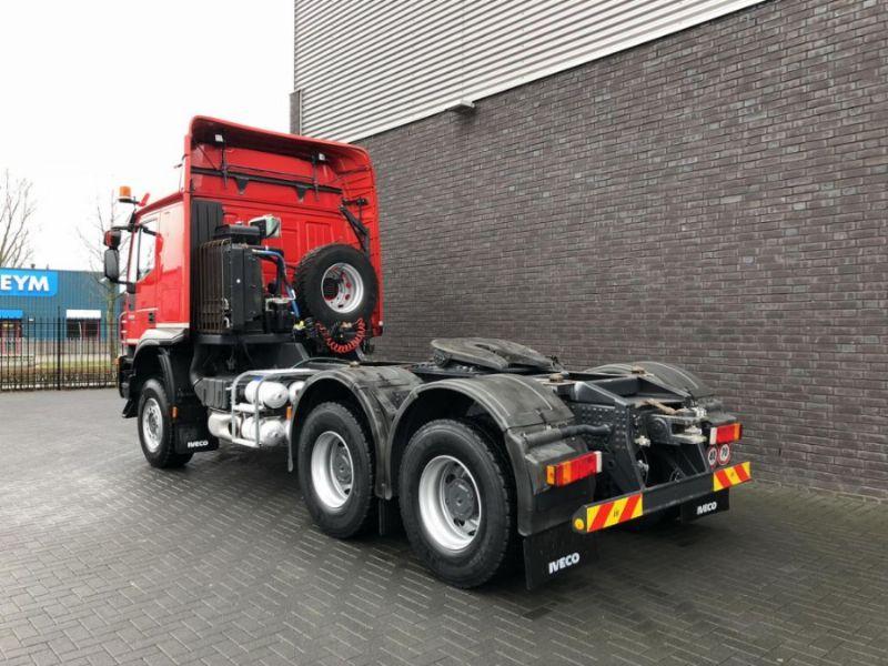 Iveco – SIVI TRAKKER 560 6X6 275 TONS 20112