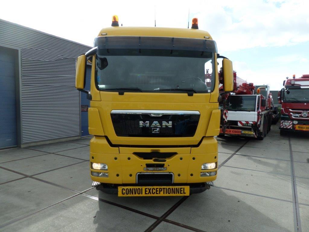 MAN TGX 41.540-BLS 2012 8x4 3